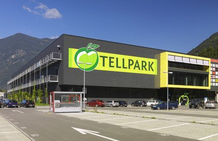 Gebäudeautomation Referenzanlage Tellpark